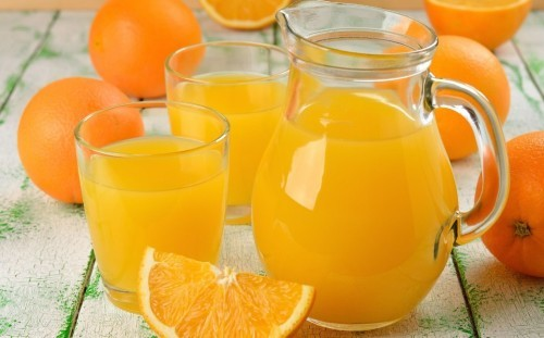 Делаем 10 литров натурального сока и банку варенья из 5 апельсинов!
