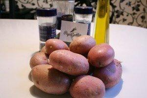 Запеченная картошка в духовке 1