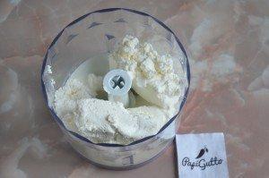 Творожный крем для торта 2
