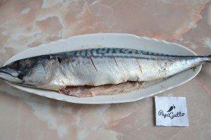 Скумбрія в духовці (риба запечена в фользі) 5