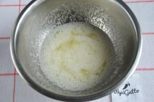 Белковый крем для торта 3