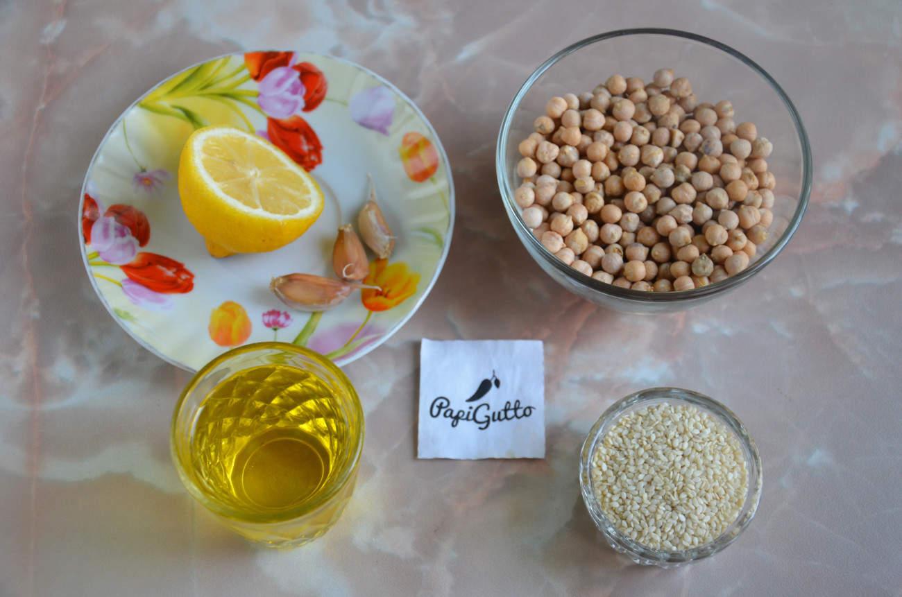 Приготовление Хумуса из Нута в Домашних Условиях 45