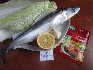 Запеченная рыба в духовке 1