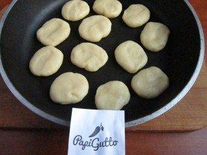 Печенье на сковороде 9