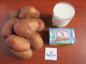 Картопляне пюре 1