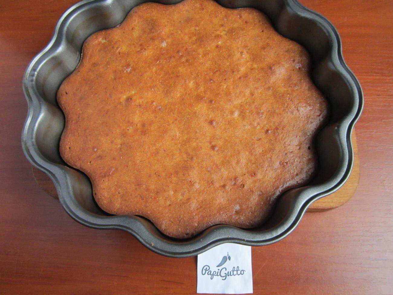 Рецепт бананового пирога в духовке пошагово