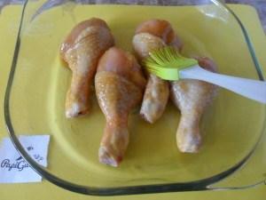 Куриные ножки в духовке 4