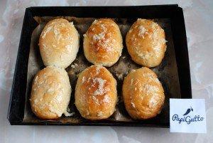 Пирожки с горохом 14
