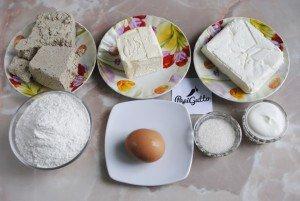 Простой и быстрый пирог к чаю 1