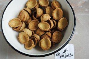 Печенье орешки со сгущенкой 8