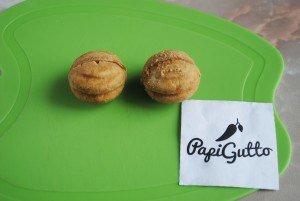 Печенье орешки со сгущенкой 9