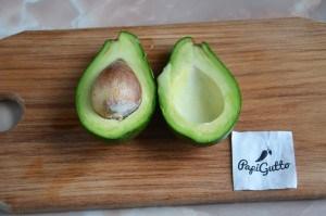 Салат с авокадо 6