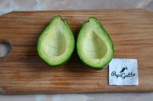 Салат с авокадо 8