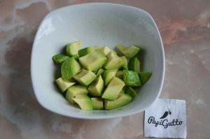 Салат с авокадо 9