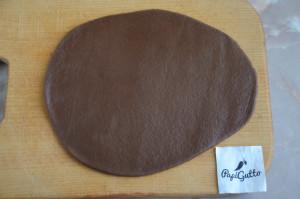 Личное: Шоколадное печенье 6