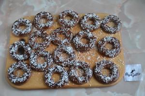 Личное: Шоколадное печенье 11