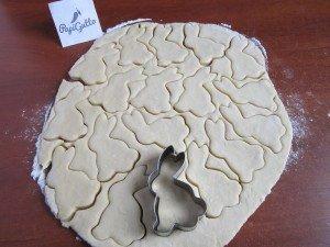 Печенье на сметане 10