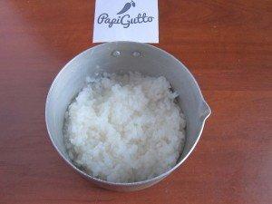Молочная рисовая каша 4