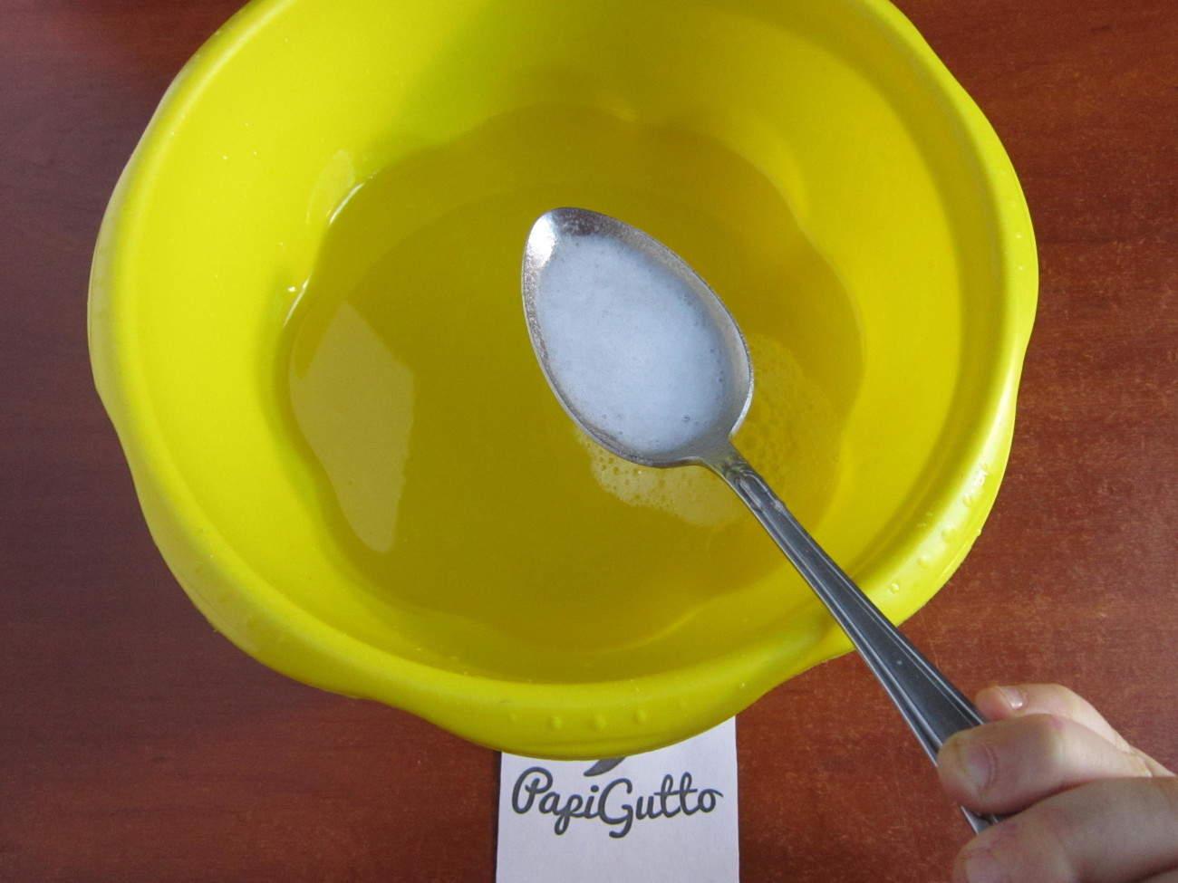 Как сделать погашенную соду 91