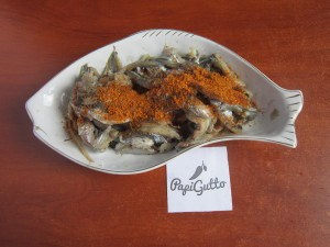Рыбный пирог 5