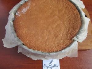 Бисквитный торт 8