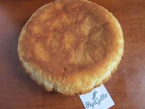 Бисквитный торт 9