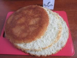 Бисквитный торт 10