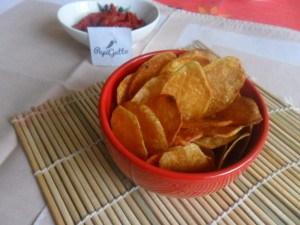 Личное: Як зробити картопляні чіпси вдома 6