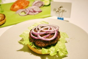 Гамбургер в домашних условиях1 12