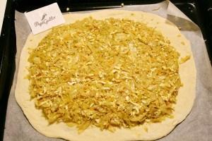 Пирог с капустой 13