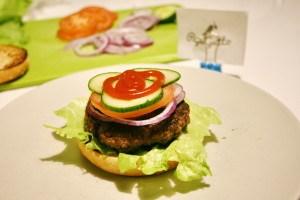 Гамбургер в домашних условиях1 15