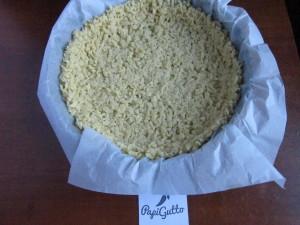 Песочный пирог с вареньем 11