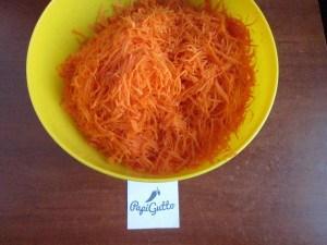 Морковь по-корейски 2
