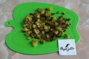 Салат из красной фасоли 3