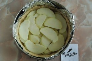 Цветаевский яблочный пирог 7