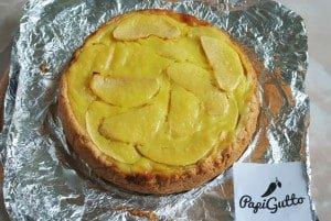 Цветаевский яблочный пирог 9