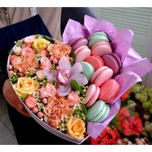 Какие цветы дарить девушке на день рождения