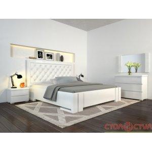 Двуспальные кровати: виды, материалы и размеры