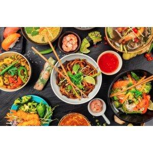 Лучшие рецепты азиатских блюд и особенности кухни