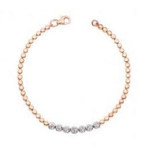 Золотой браслет с бриллиантом: как выбрать?