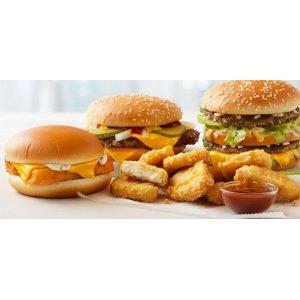 Вечный бургер из McDonald's — 20 лет спустя…