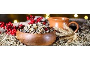 Святвечір – рецепти пісних страв на різдво