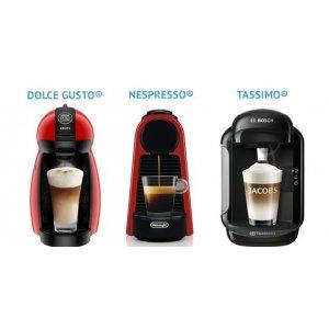 Як користуватися капсульною кавомашиною