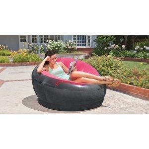 Де використовувати надувні дивани і крісла