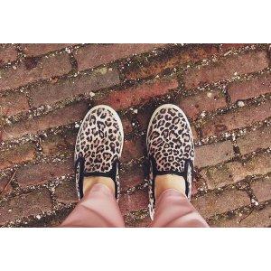 Женские слипоны: особенности обуви и секрет выбора