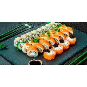 Самые популярные начинки для суши