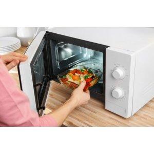 Особенности приготовления блюд в микроволновой печи
