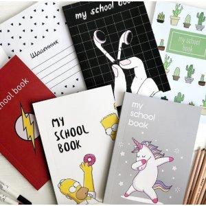 Как правильно выбрать тетрадь для школьника?