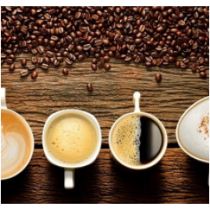 Види кави, пропорції