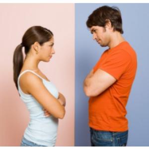 15 відмінностей чоловіків і жінок в інфографіці